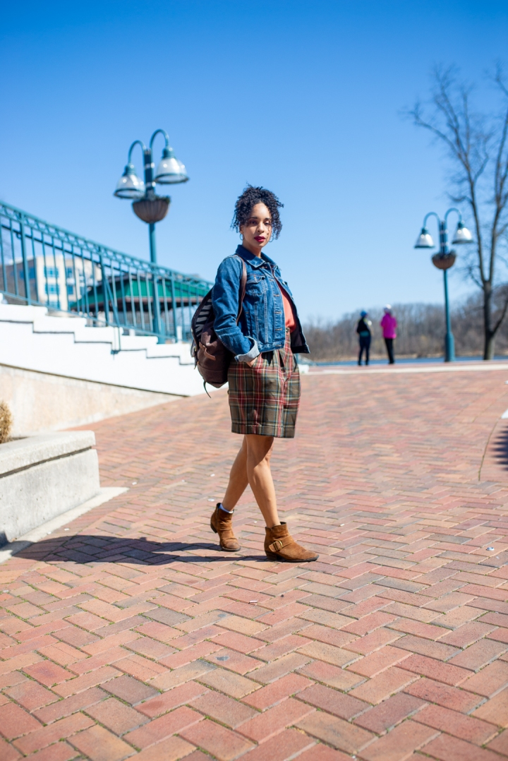 THRIFT STORE FINDS: Transitioning from Winter to SpringAttire