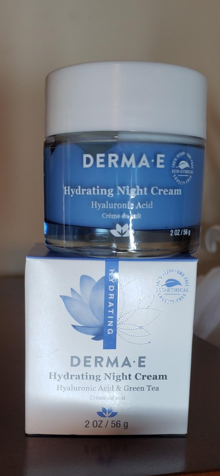 DERMA-E HYDRATING NIGHTCREAM